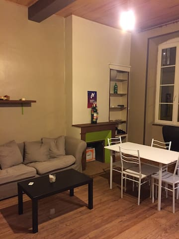 Grand studio en centre ville - Bordeaux