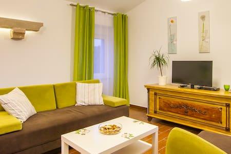 Apartment Marina/New apartment with sea view - Zidarići, Malinska - Apartment