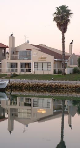 Waterfront Guesthouse Self Catering - Velddrif - Casa