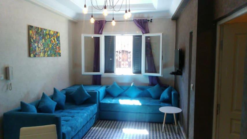 appartement vintage - Safi - Huoneisto