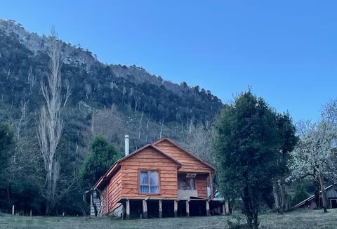Cabaña El Mirador 1