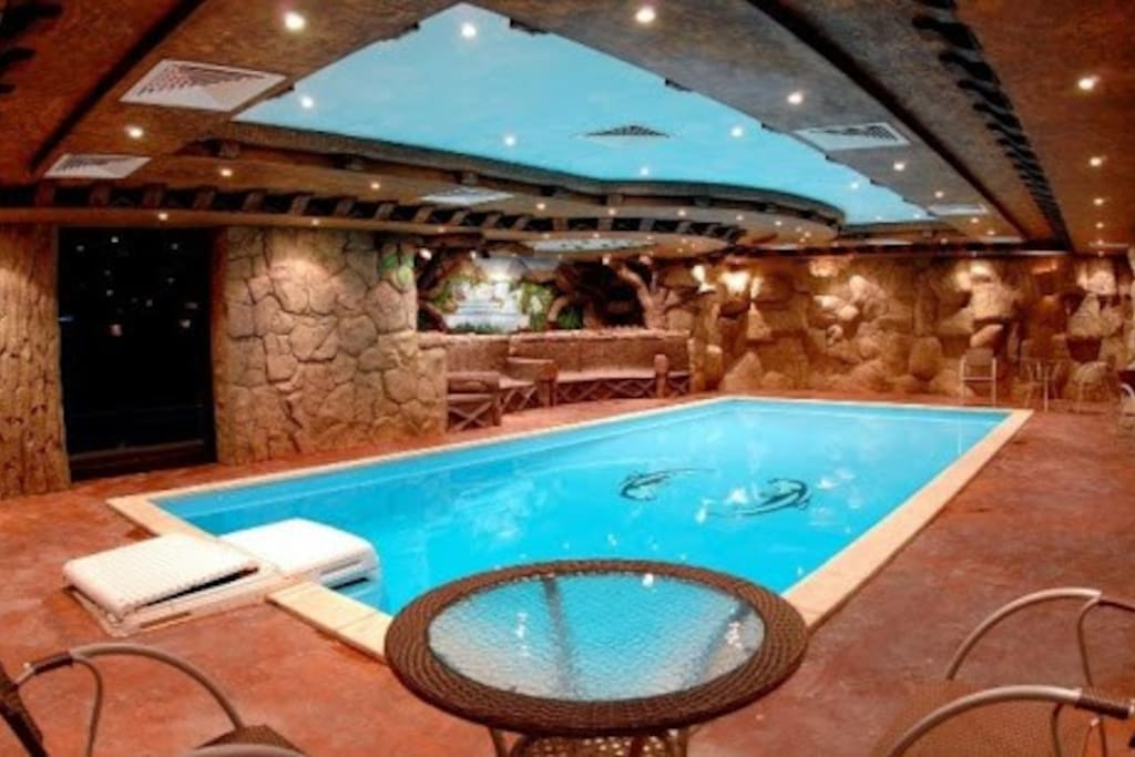 Indoor pool opens 24 hours