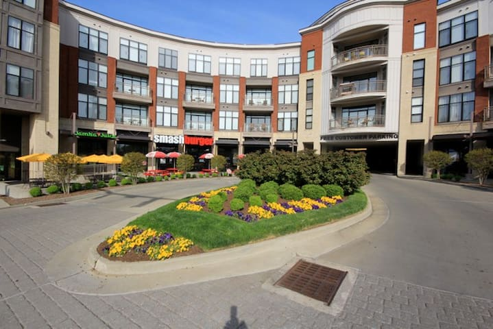 Stylish Downtown/UK 2BR Apartment - Lexington - Apartment