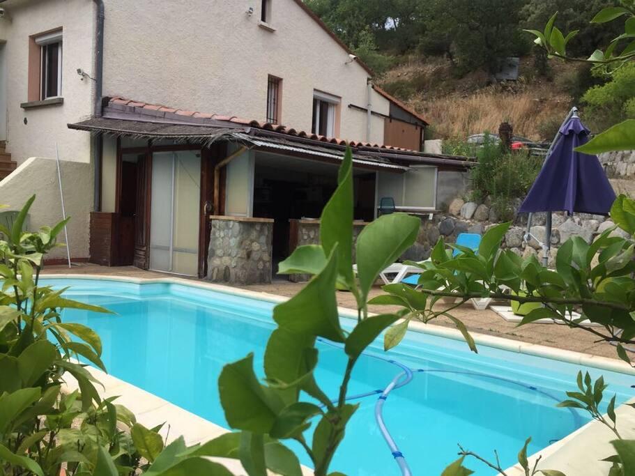 Location Collioure Vacances Grande Villa
