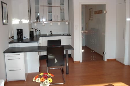 City Apartment with nice park view - Bremen - Daire