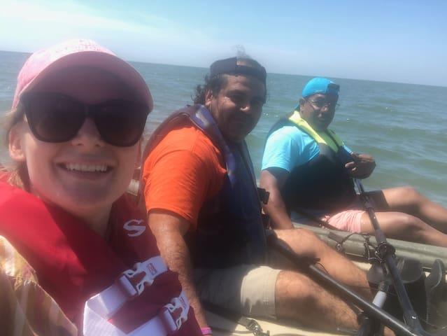 Let Go Kayaking!