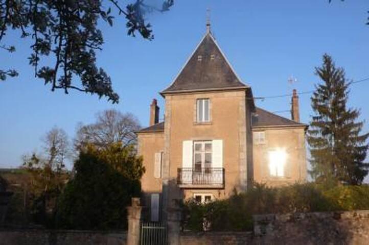 """Maison de caractère """"La Châtelaine"""" - Pouques-Lormes - House"""