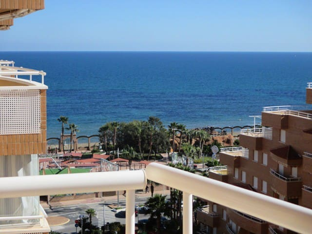 Beachfront apartment at Marina d'Or - Oropesa del Mar - Apartment