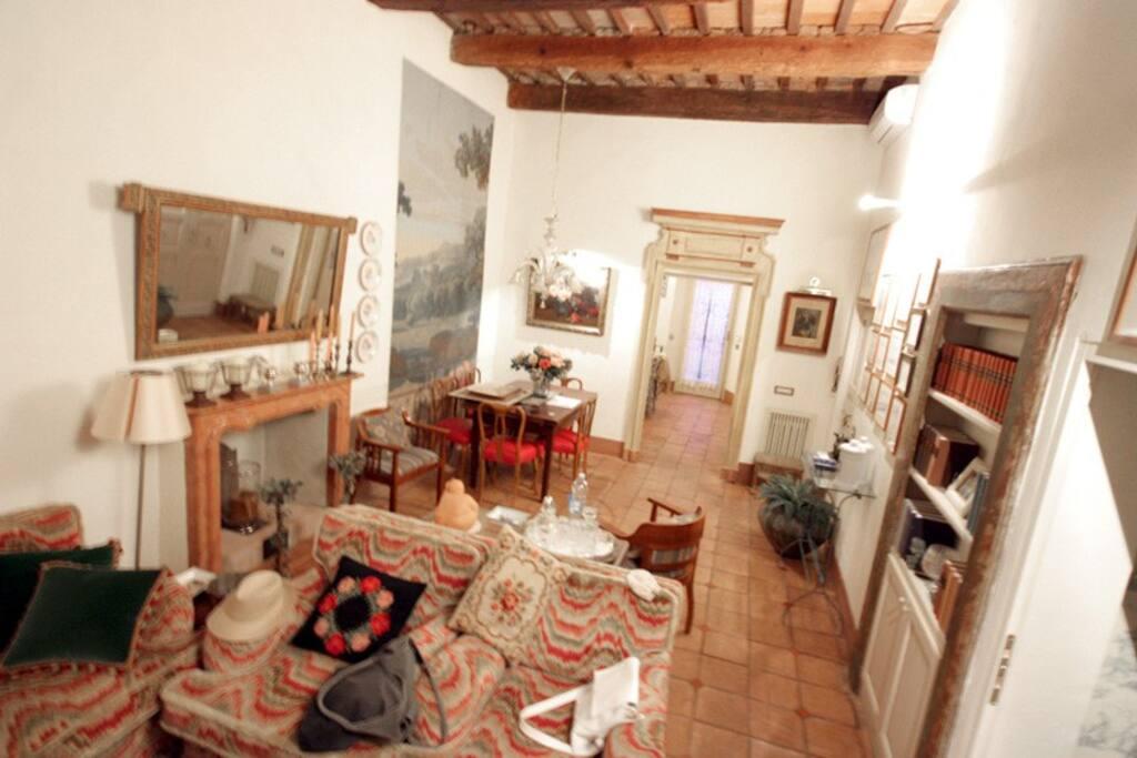 1 floor - living room