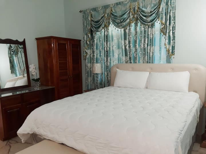 Dela De-Rose  Bedroom # 8,  $60.00 USD per night.