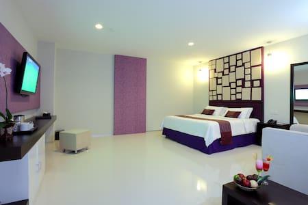 LombokPlaza hotel Cabanas Room with Pool view