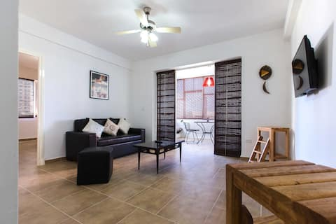 Modern Apartment with Beautiful Views in Vedado