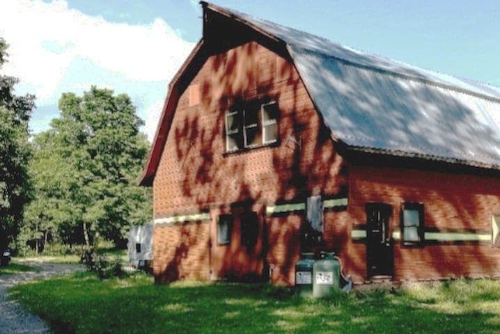 The Art Barn on the Farm