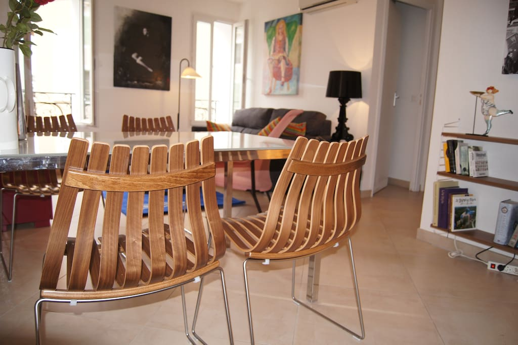 Classic Norwegian  chairs Scandia Chair designed by Hans Bratterud 1958