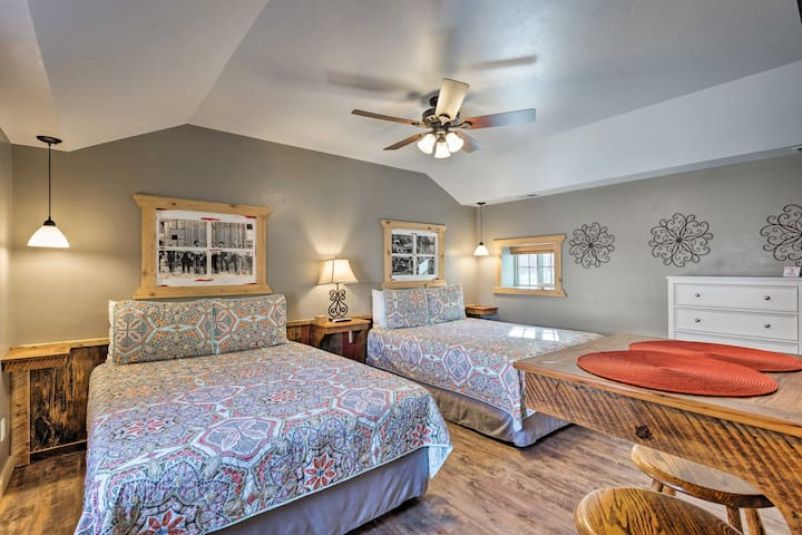 NEW! Ouray Unit near Skiing, Hot Springs & Hiking!