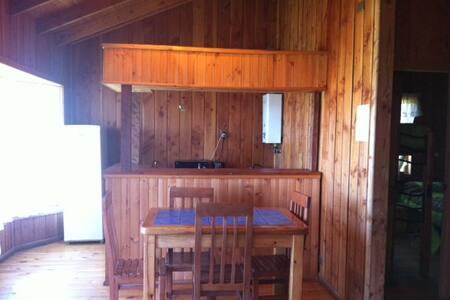 Arriendo bonitas cabañas equipadas  - Puyehue - Cabin