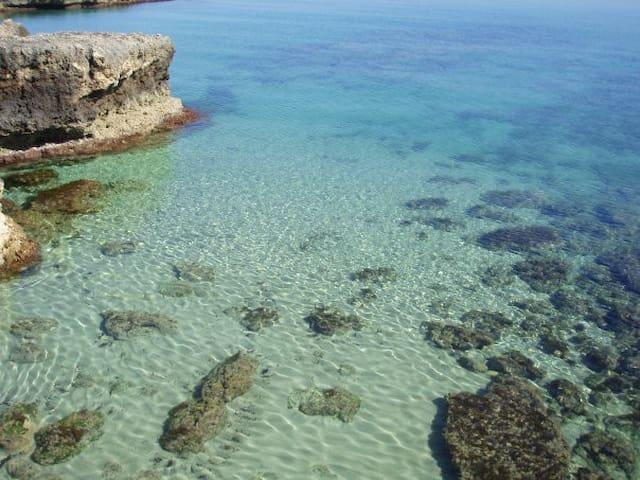 Vacation just steps from the sea - Marina di Ostuni - Apartamento