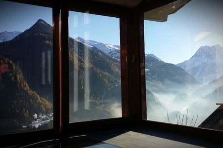 Chalet proche de Chamonix - Finhaut