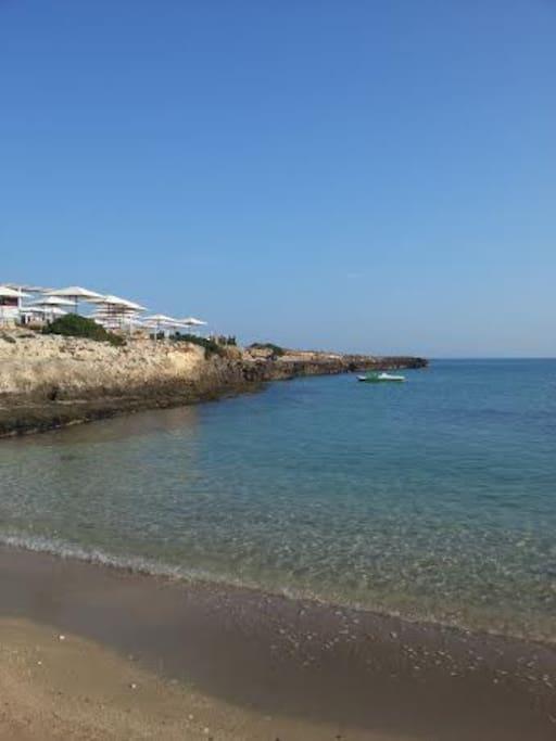 Spiaggia S.Lucia