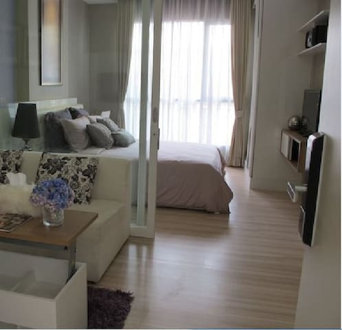THE HOTEL SERVICED CONDO - Nonthaburi - Condominio