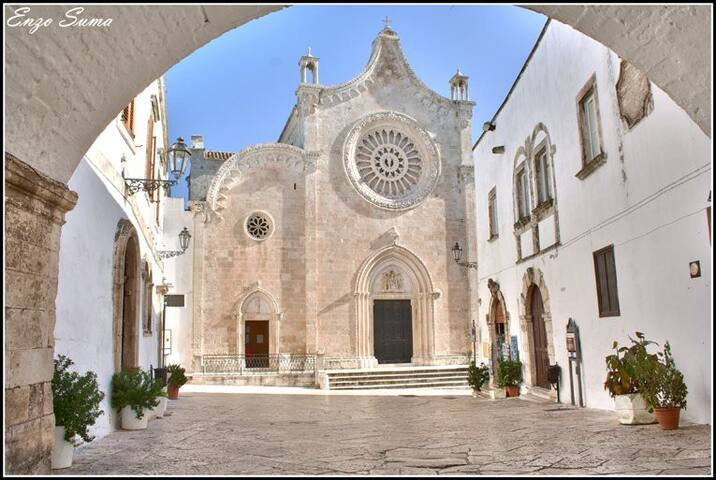 Vacation just steps from the sea - Marina di Ostuni - Appartement