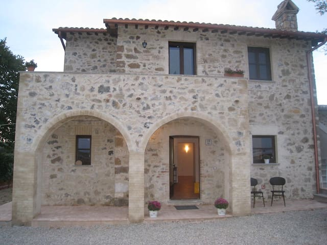 Casa Stella Farmhouse, Orvieto - Corbara - Apartemen