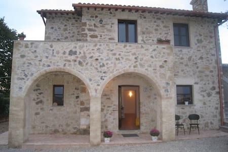Casa Stella Farmhouse, Orvieto - Corbara - Pis