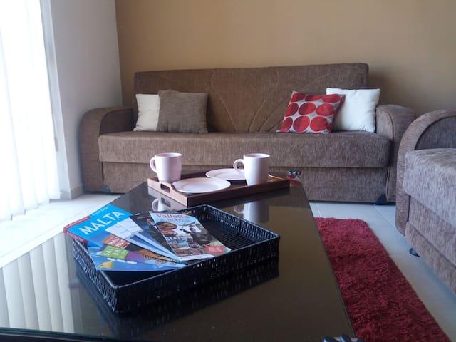 Beautiful apartment stjulians - MT - Apartment