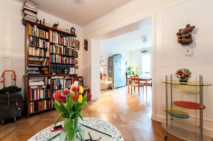 Charming flat in Södermalm