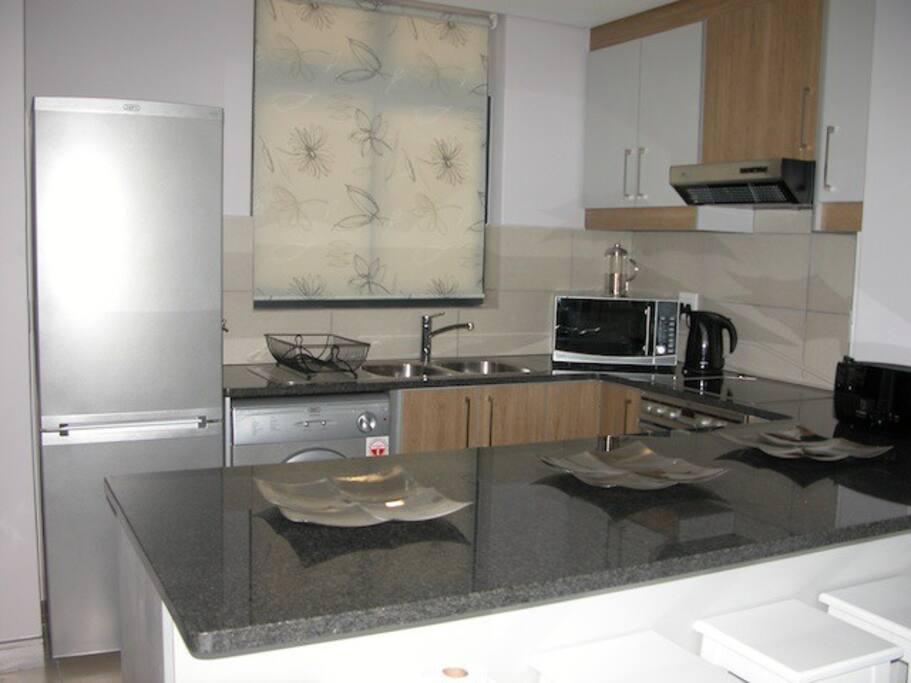 Holiday Accommodation - Kitchen