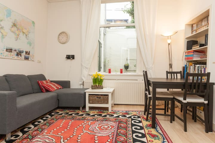 Beautiful romantic apartment - Leiden - Apartamento