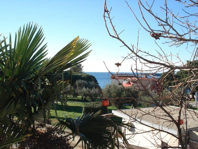 Apartment 3+2+1, sea view,center - Rovinj