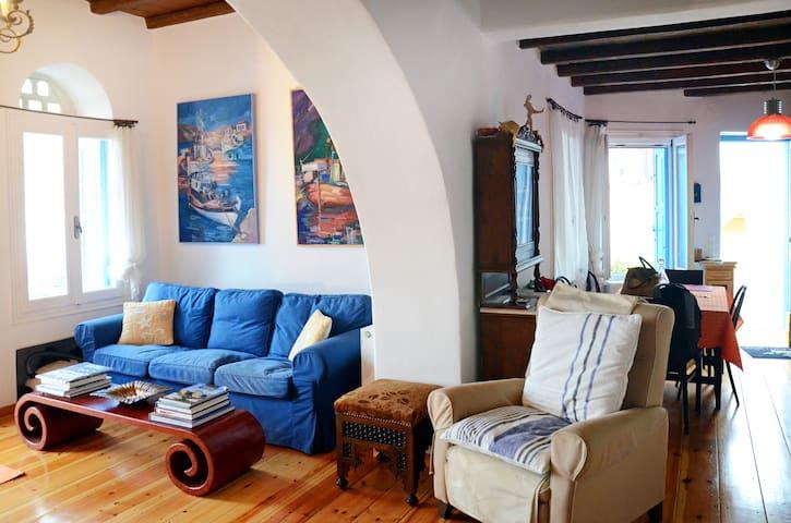 Νέα Sunset σπίτι στην Τήνο  - Tinos - Dům