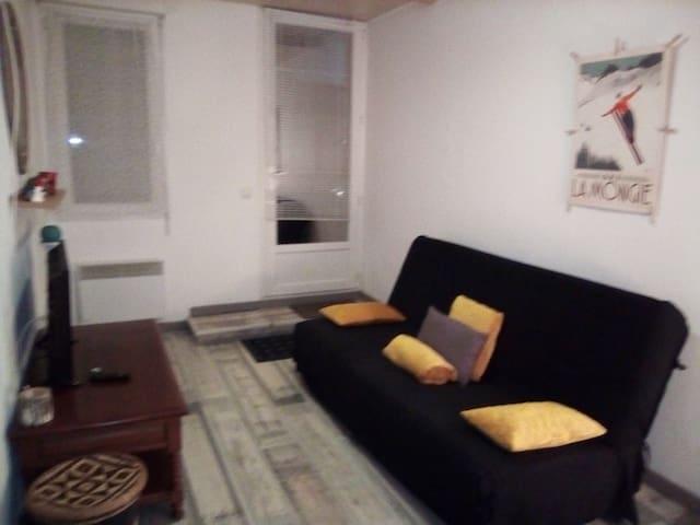 appartement T3, séjour, cure, vacances, sportif