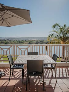 Hartenbos Villa 13 with a view