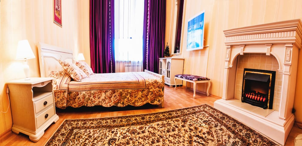 Апартаменты на Чумичова