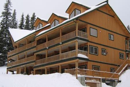 Apex Mountain ski in/ski out condo - Kaleden - Wohnung