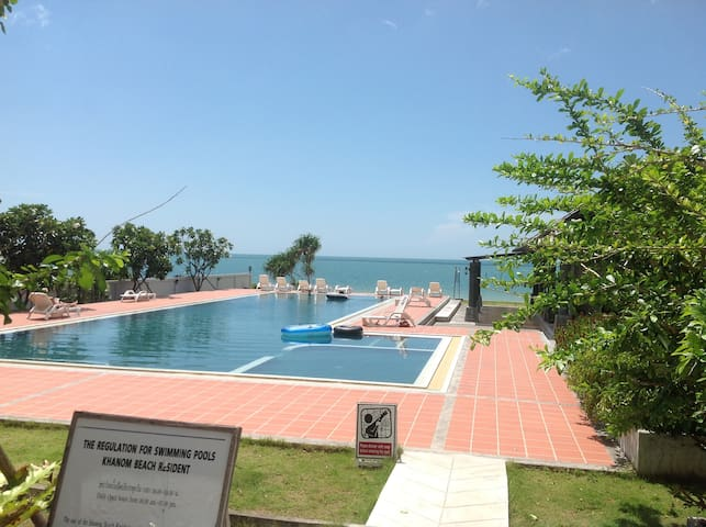 Thailand,sea view apartment - Khanom - Apartment
