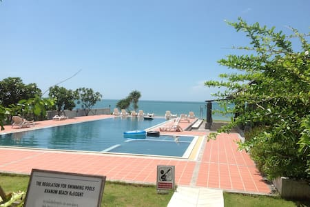 Thailand,sea view apartment