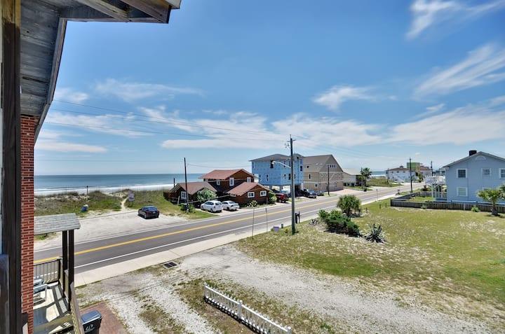 Seaside Triplex Coastal Unit