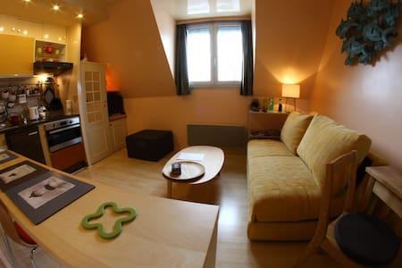 Beau studio au cœur de Deauville - Deauville - Huoneisto