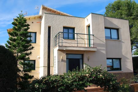 Room Garraf - Ca la Carmeta B&B - Cunit - Bed & Breakfast