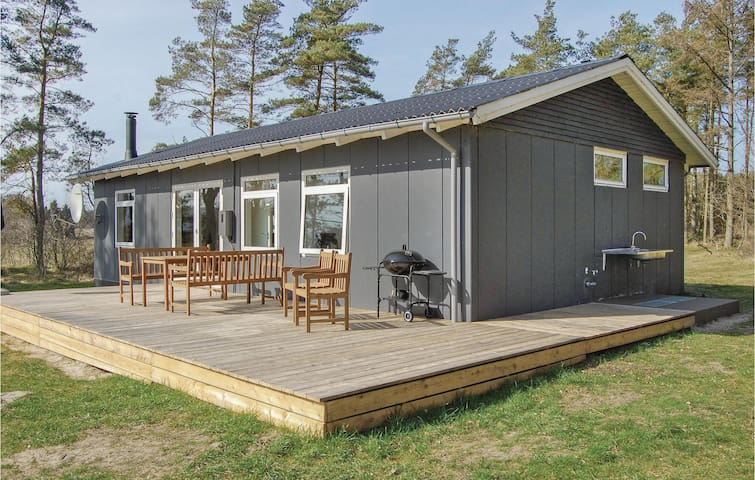 Holiday cottage with 3 bedrooms on 80m² in Ry