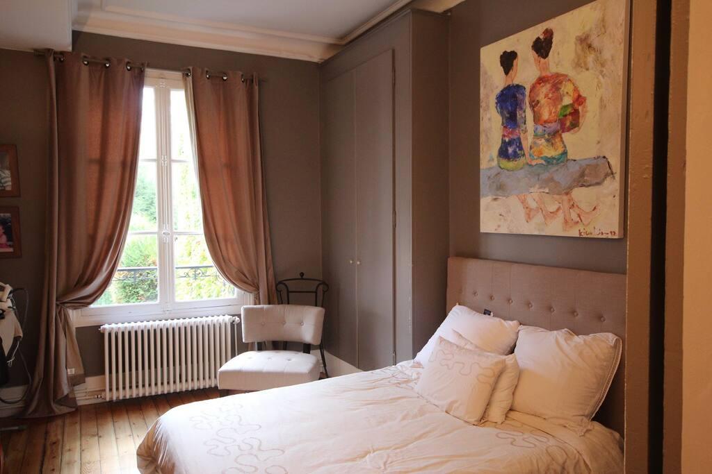 Chambre, 1er étage