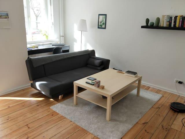 Gemütliche Wohnung in Berlin