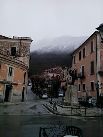 Casa in montagna - San Donato Val di Comino - Haus