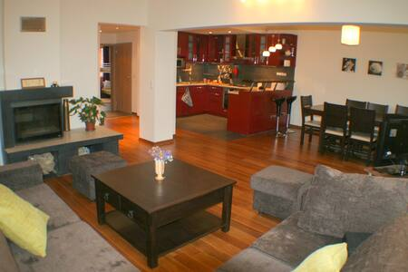 Large luxe flat in City Center   - Sofia - Apartmen