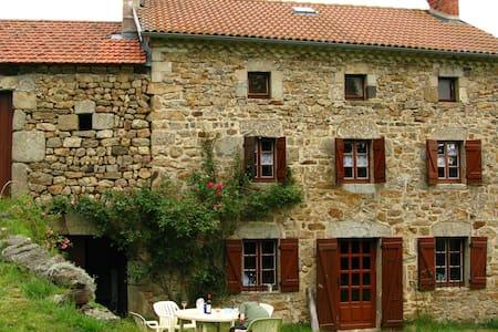 Maison Haute Loire plein sud - Alleyras - 独立屋