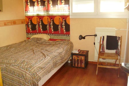 chambre meublée dans appartement - Pierrelatte