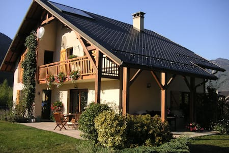 Bed and breakfast - Sainte-Marie-de-Cuines - Hospedaria